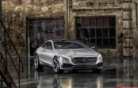 Mercedes-Benz S -Class Coupe có giá từ 75.000 bảng Anh
