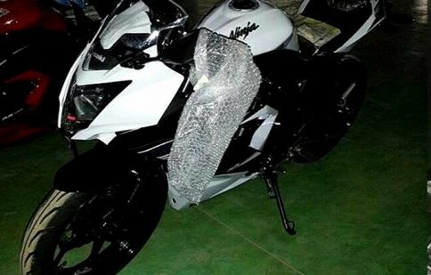 Rò rỉ hình ảnh xe phân khối nhỏ của Kawasaki