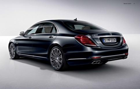 Thêm thông tin về Mercedes-Benz S600 bị rò rĩ
