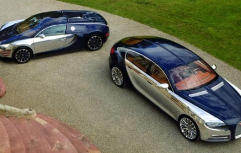 Bugatti Galibier sẽ không được sản xuất