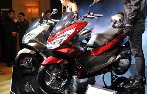 Lối đi nào cho Honda PCX mới tại Việt Nam ?