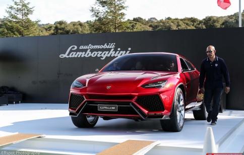 Sau 3 năm nữa bạn có thể mua siêu SUV Lamborghini Urus