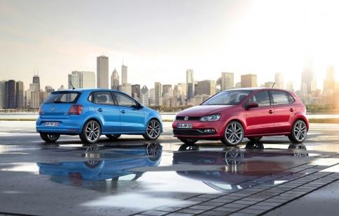 Volkswagen Polo 2014 đổi mới từ trong ra ngoài