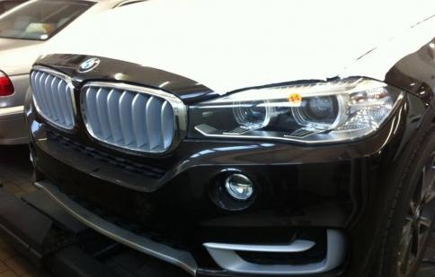 BMW X5 thế hệ mới có mặt tại Việt Nam