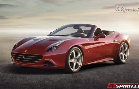 Ferrari tiết lộ California thế hệ mới