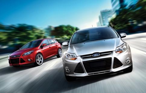 Ford Focus 2014: chiếc xe an toàn nhất thế giới