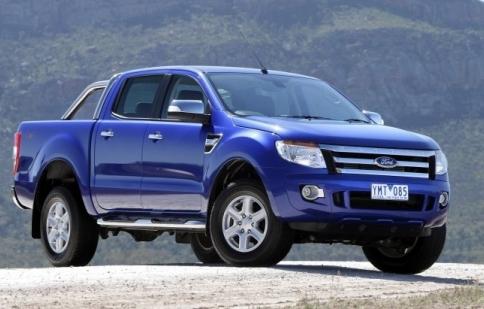 Tháng 1/2014: Ford Việt Nam tăng 38% doanh số