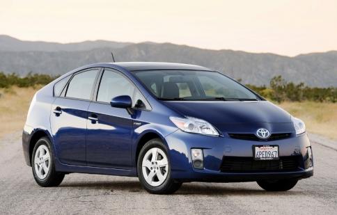 Toyota triệu hồi gần 2 triệu chiếc Prius trên toàn thế giới
