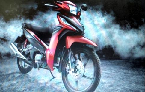 Lộ ảnh Honda Wave phiên bản mới