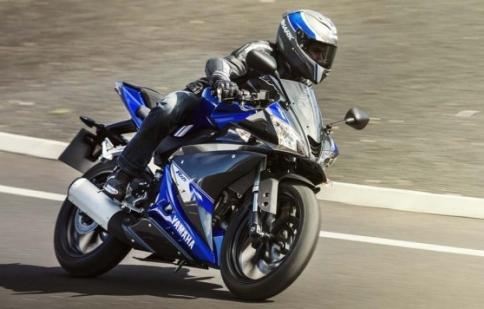 Yamaha YZF- R125 2014 có nhiều nâng cấp mới