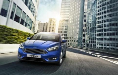 Lộ diện Ford Focus 2015