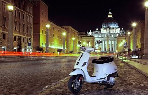 Piaggio ra mắt Vespa S ở Ấn Độ