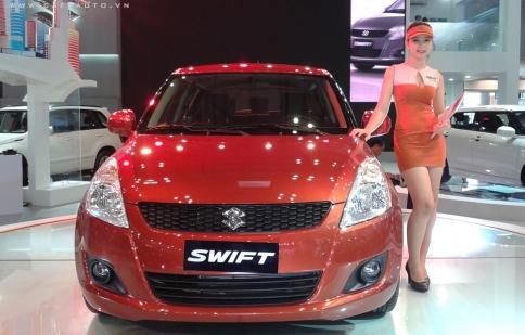 """Suzuki Việt Nam """"cắt xén"""" Swift để... hạ giá?"""