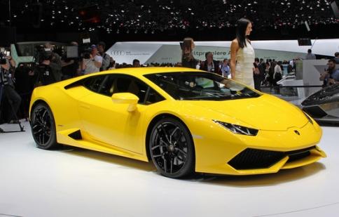 Top 10 xe nổi bật nhất tại Geneva Motor Show 2014