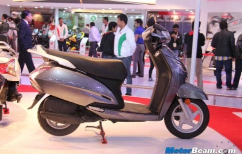 Honda Activa 125 lên kệ vào tháng 4, giá 21 triệu