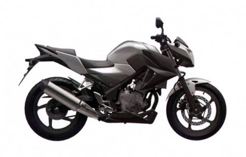Honda sẽ có thêm mẫu Naked mới