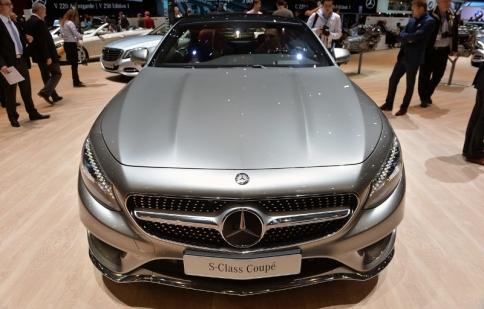 Mercedes-Benz S-Class sắp trở thành xe xanh?