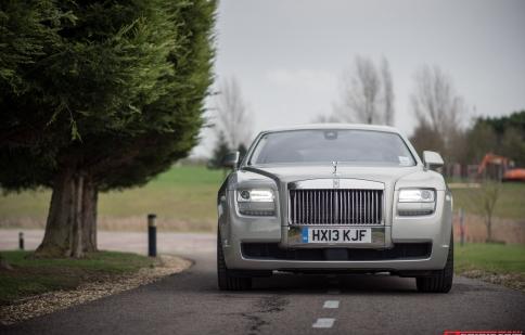 Sắp có Rolls-Royce Hybrid