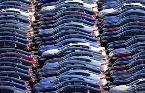 Thị trường ô tô châu Âu: đã vui trở lại