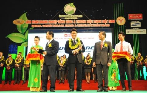 Bridgestone nhận giải Rồng Vàng lần thứ 2