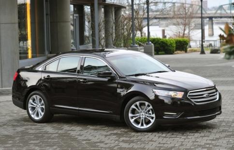 Ford Taurus 2016 sẽ là một Fusion kéo dài