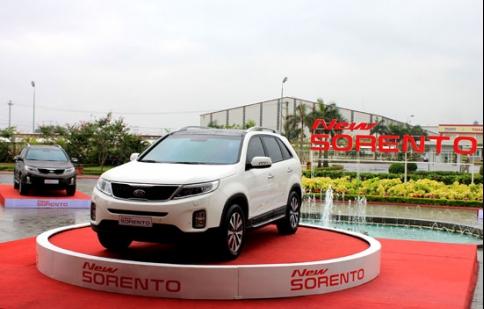 Hai mặt của ngành ôtô Việt