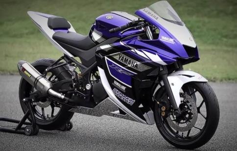 Yamaha đáp trả Honda và Kawasaki bằng R25