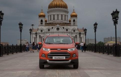 Ford chờ Nga hồi phục sau biến động Ukraine