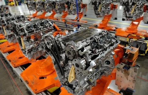 Ford đầu tư thêm 500 triệu đô vào nhà máy sản xuất EcoBoost