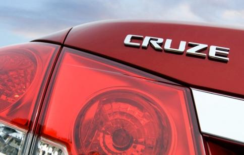 General Motors ngừng bán Chevrolet Cruze
