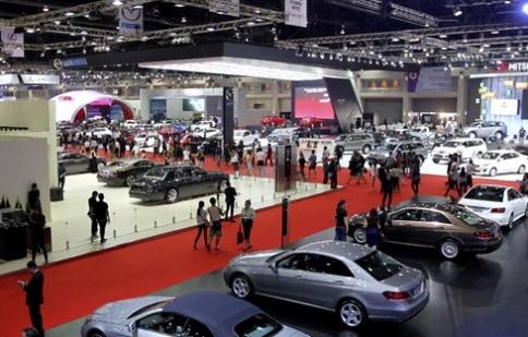 Ôto trong nước ngóng ... Bangkok Motor Show