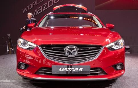 Sắp có Mazda 6 lắp ráp trong nước