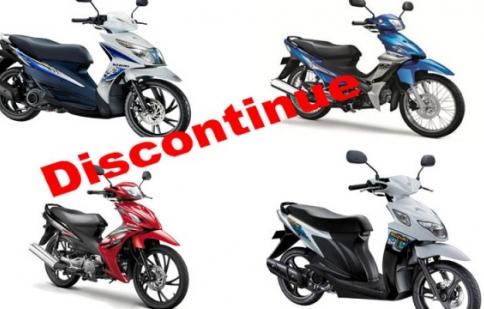 Suzuki ngừng sản xuất hàng loạt dòng xe