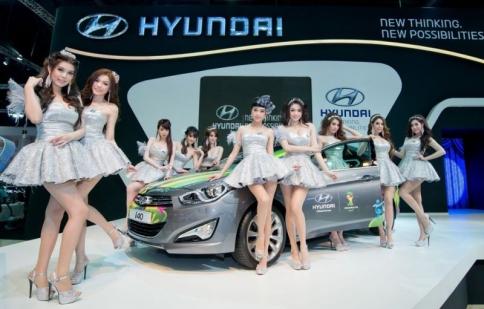 Hyundai mang World Cup 2014 đến Bangkok