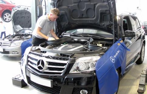 Khách hàng Mercedes VN luôn hài lòng, sao phải