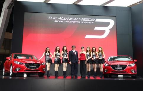 Mazda 3 giá 25.700 USD vừa ra mắt tại Thái có gì đặc biệt?