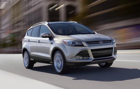 SUV cỡ nhỏ là dòng xe ăn khách nhất ở Mỹ