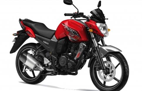Thêm màu mới cho Yamaha FZ-S 2014