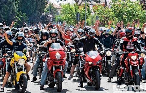 Ducati Demo Days diễn ra cuối tuần này