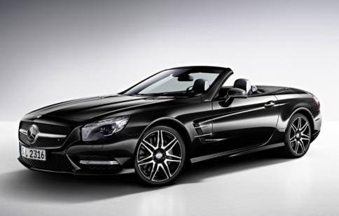 Mercedes-Benz SL400 2014: tương lai mới của SL-Class