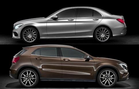 Mercedes-Benz và BMW thống trị giải thiết kế của năm 2014