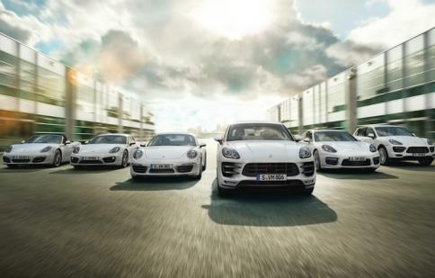 Porsche bán được 38.500 xe chỉ trong quý I