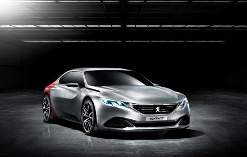 Siêu xe tương lai của Peugeot sẽ sử dụng động cơ hybrid