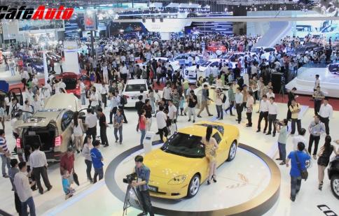 Tháng 03, ô tô Việt tăng trưởng 59%