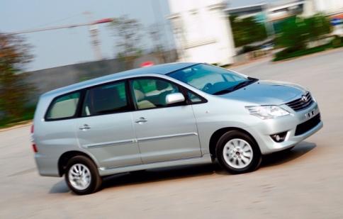 Toyota Việt Nam triệu hồi 42.772 xe Innova và Fortuner