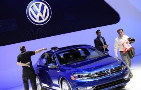 Volkswagen ngừng bán một số xe đời 2014