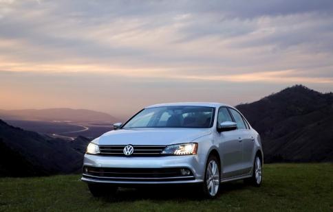 VW Jetta 2015 lộ bản nâng cấp cho New York Auto Show