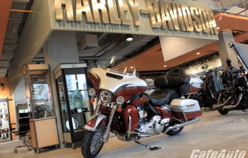 Đã có 57.415 xe Harley-Davidson được bán ra trong quý I