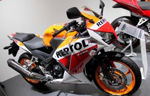 Honda CBR250R có thêm phiên bản đường đua MotoGP