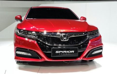 Honda trình làng sedan thể thao Spirior